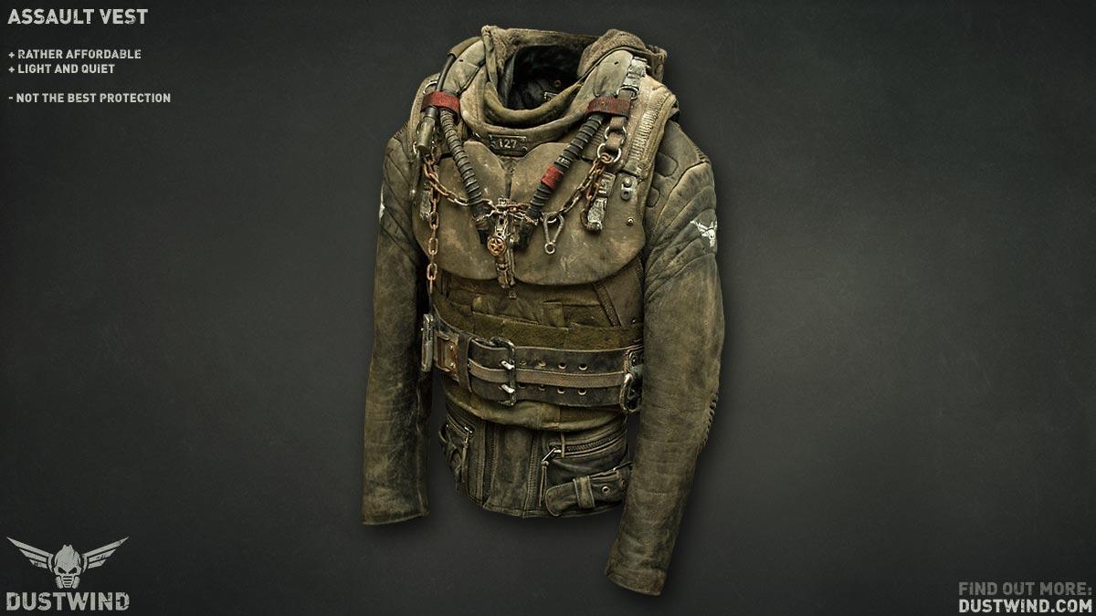 Dustwind Assault Vest