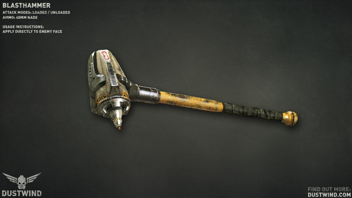 Dustwind Blasthammer
