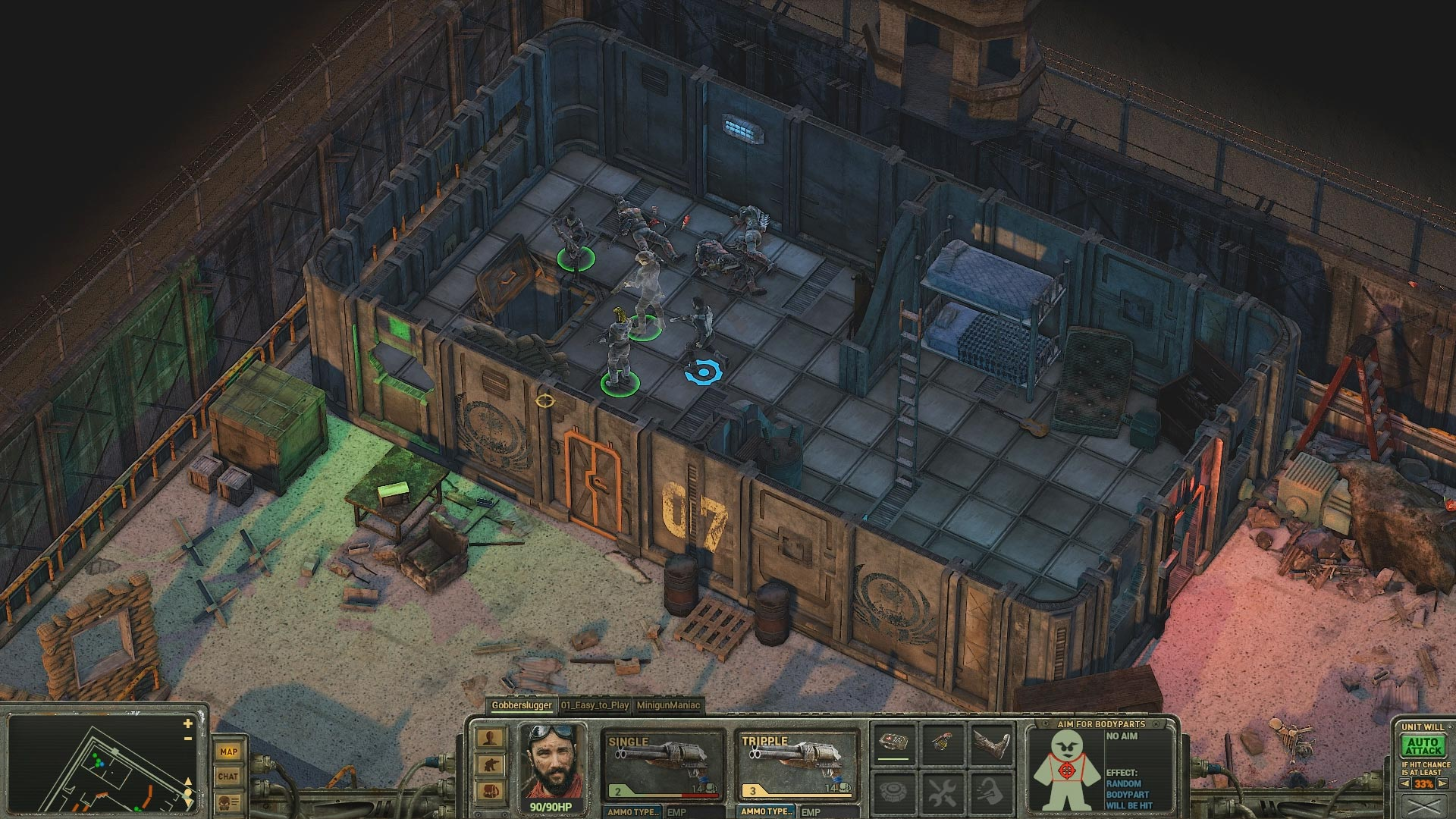 Media   Dustwind - multiplayer realtime tactical post ...